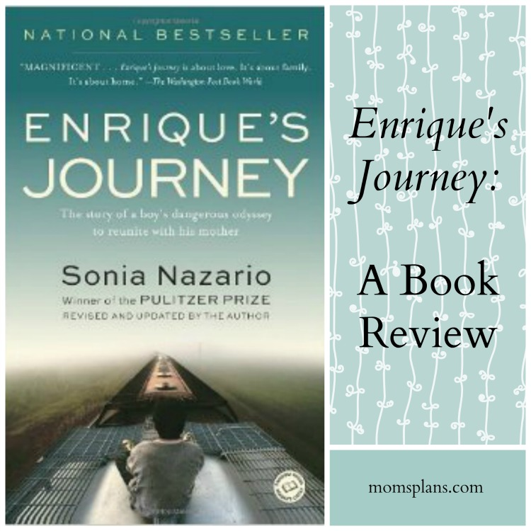 the theme of immigration in enriques journey a book by sonia nazario Updating the classic immigration story 'enrique's journey' a casualty of america's immigration wars sonia nazario's book nazario, who has.