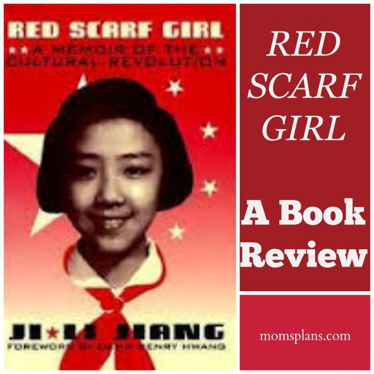 Red Scarf Girl: A Memoir of the Cultural Revolution by Ji Li Jiang ...